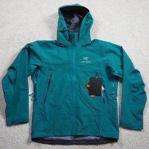 Arc'teryx Men's Beta AR Jacket Gore-Tex Green L